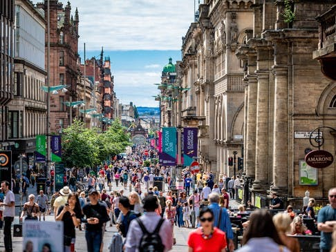 Glasgow: A City of Opportunity