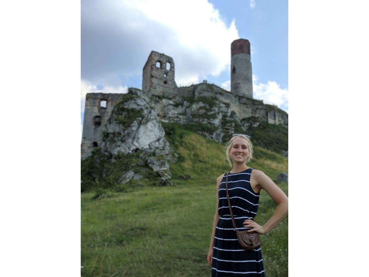 castle-ruins-olsztyn-poland