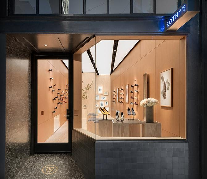 The San Francisco store