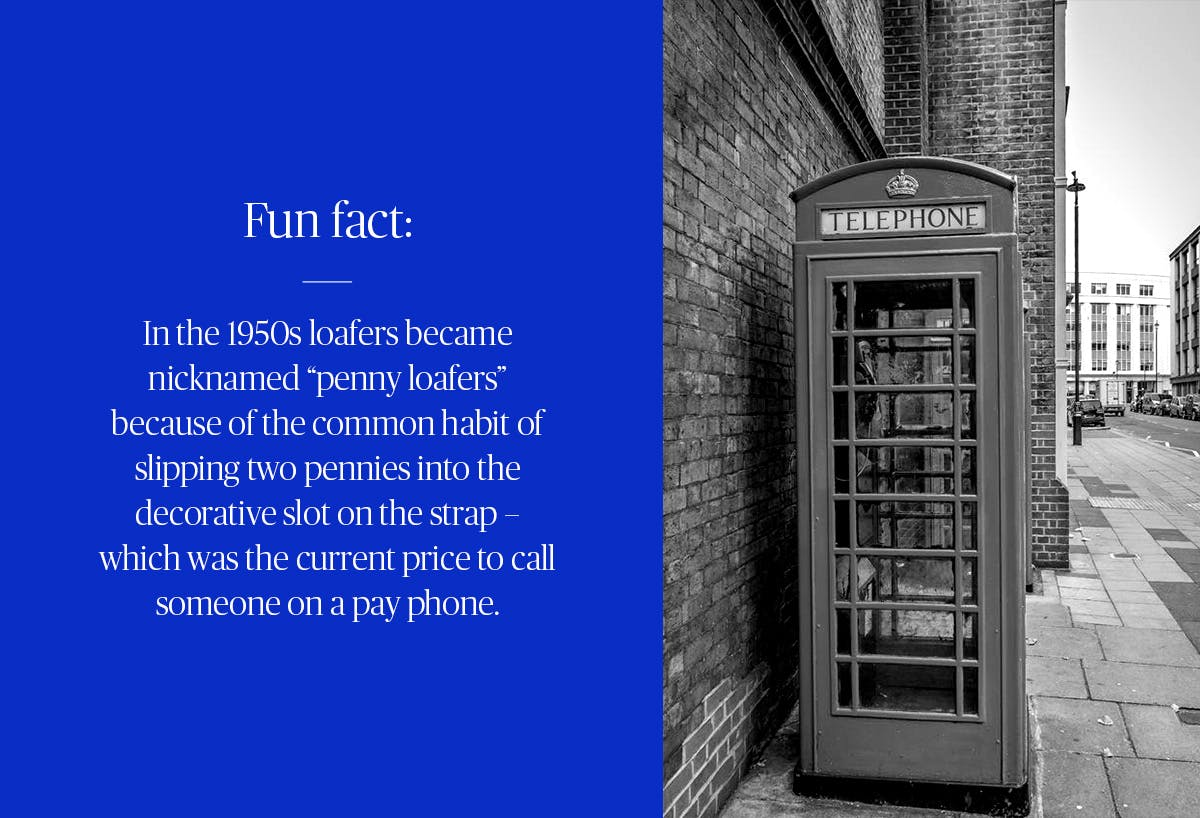 Black and white image of a British telephone booth