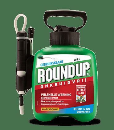 Roundup Natural Kant en Klaar 2,5L
