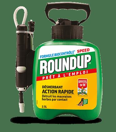 Roundup Pulvérisateur À Pression Prêt À L'emploi 2,5l