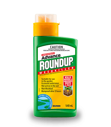 Roundup Advance Liquid Concentrate 540ml