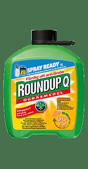 Roundup Q 5 liter Spray Ready