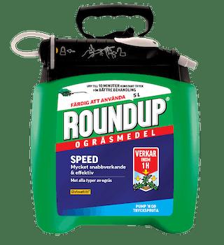 ROUNDUP SPEED - UTAN GLYFOSAT READY TO USE