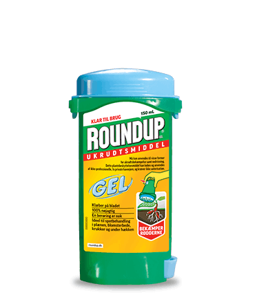 Roundup Gel 150 ml Ukrudtsmiddel