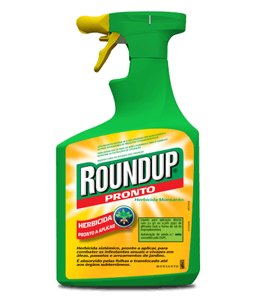 Roundup Pronto a aplicar