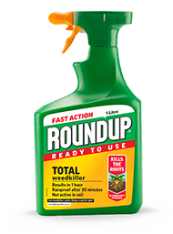Roundup Fast Action Ready to Use 1.0L