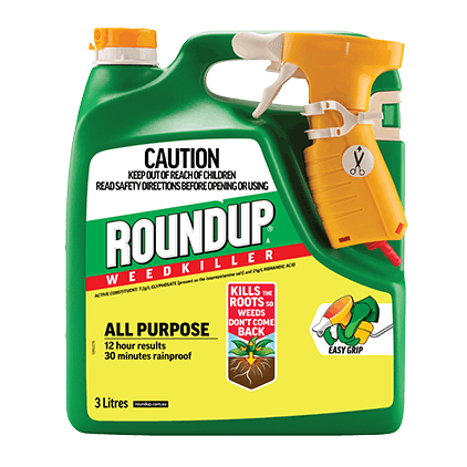 Roundup All Purpose Ready to Use 3.0L