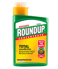 Roundup Advance Liquid Concentrate 1000ml
