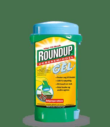 Roundup Gel 150ml Ugressmiddel