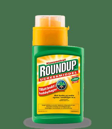 Roundup Garden 280 ml Ugressmiddel