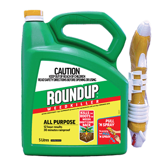 Roundup ALL PURPOSE Pull 'N Spray 5.0L