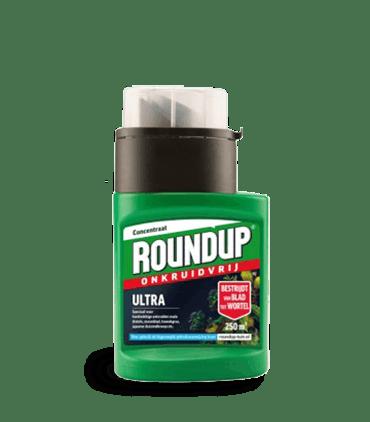 Roundup Hardnekkig concentraat 125ml