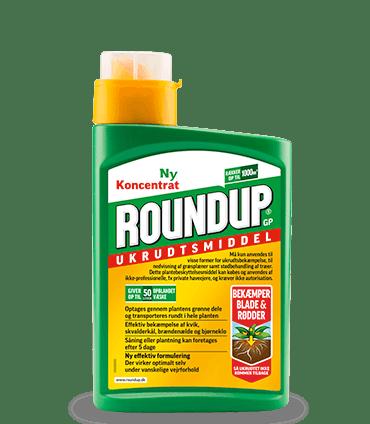 Roundup GP 1 liter Ukrudtsmiddel