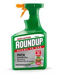 Roundup Path Deep Action Ready to Use 1.0L