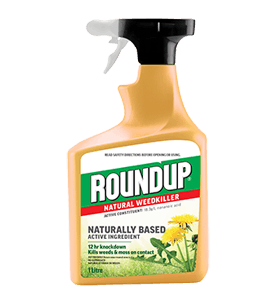 Roundup NATURAL Weedkiller