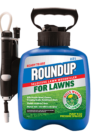 Roundup For Lawns Pump n Go 2.5L