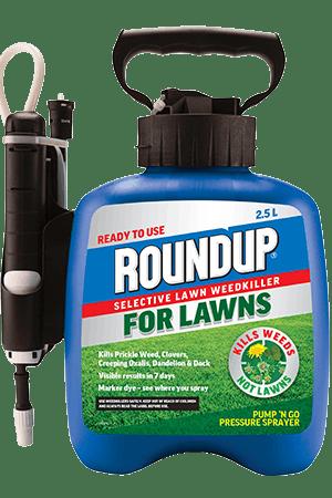 Roundup For Lawns Pump n Go 2.5L