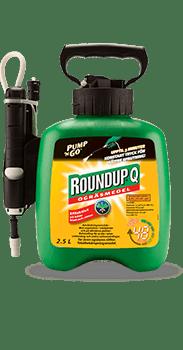 Roundup Q 2.5 liter Ogräsmedel