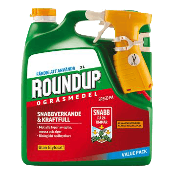 ROUNDUP PA - UTAN GLYFOSAT READY TO USE