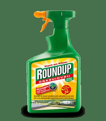 Roundup Kant En Klaar 1 Ltr Sprayer
