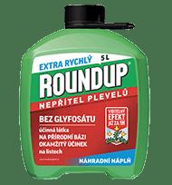 ROUNDUP Extra rychly 5L PREMIX