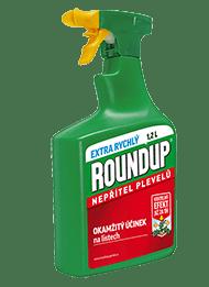 ROUNDUP Extra rychly 1,2L RTU