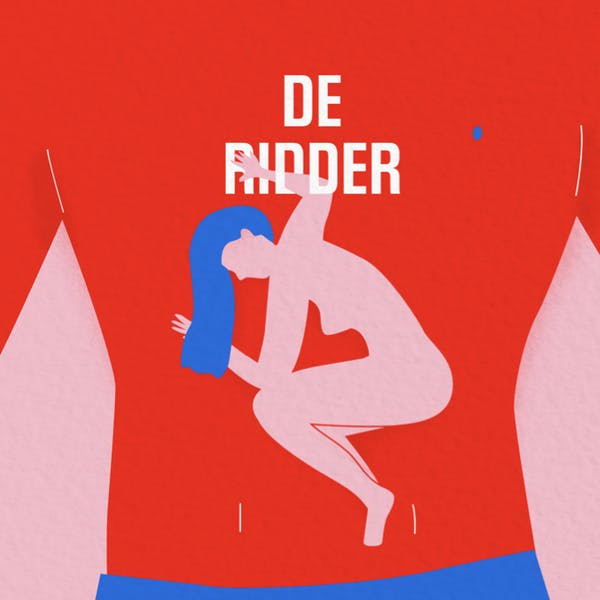Cover art for: De ridder