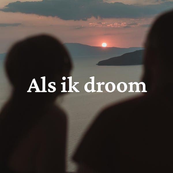 Cover art for: Als ik droom