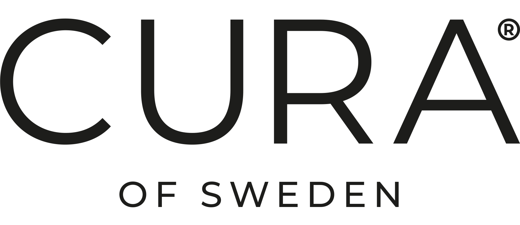 cura of sweden logotype