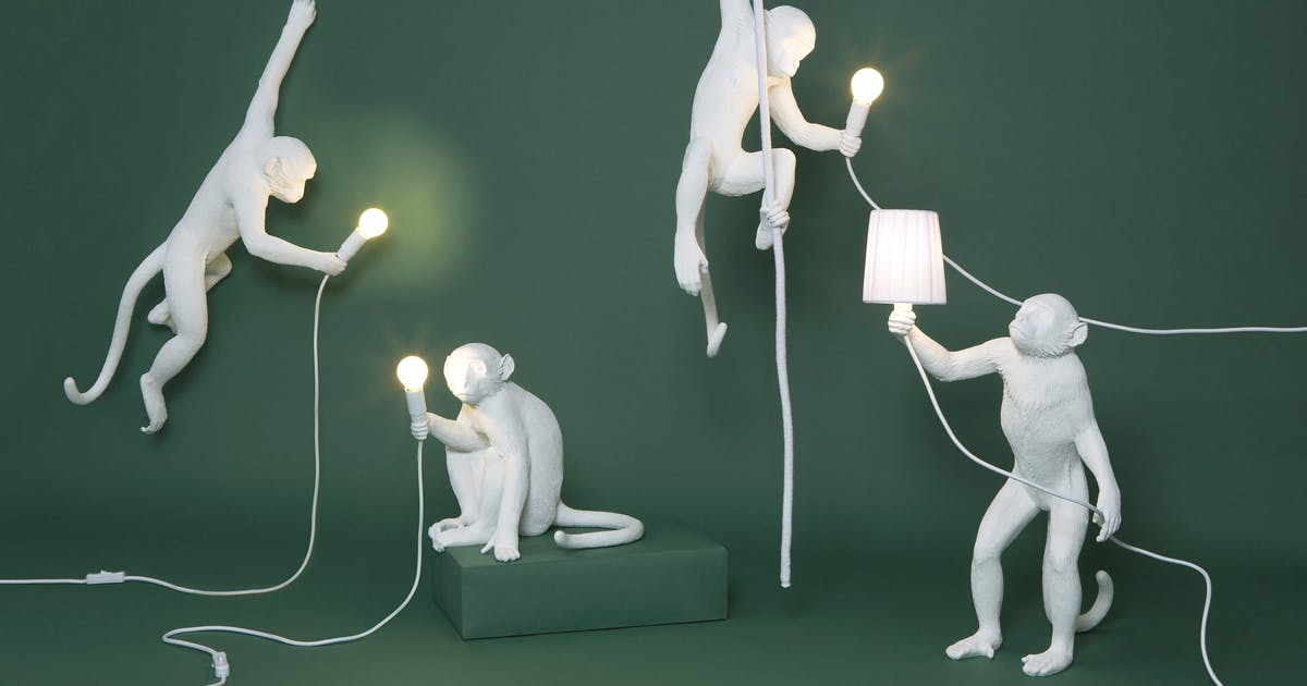 seletti lamper