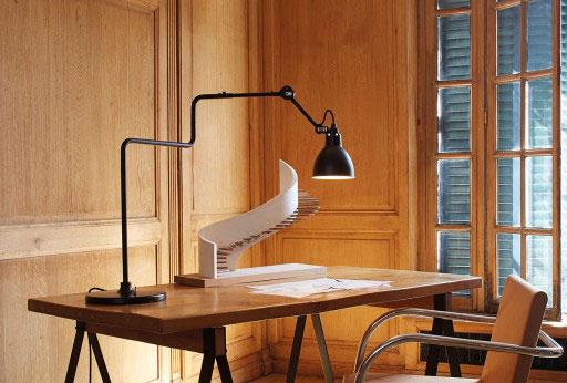 N°302 Taklampe L, Svart La Lampe Gras @ RoyalDesign.no