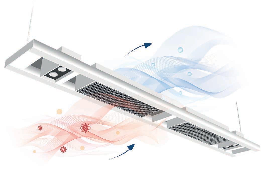 RS-Airtec Luftentkeimungsmodule: intelligent und effizient gegen Viren, Bakterien und Keime