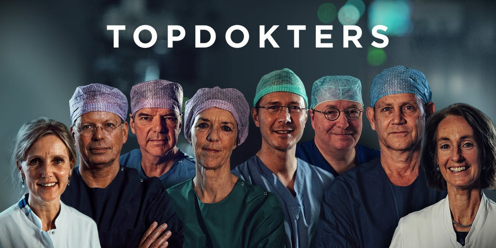 Medisch specialisten laten hoofd en hart spreken in 'Topdokters' bij RTL 4