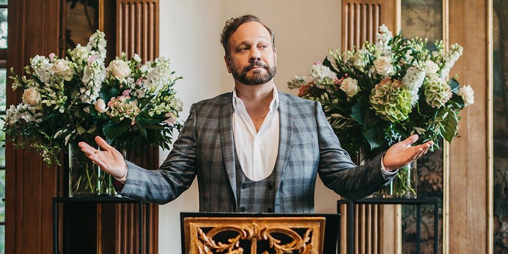 Carlo Boszhard presenteert nieuw seizoen 'Married At First Sight'