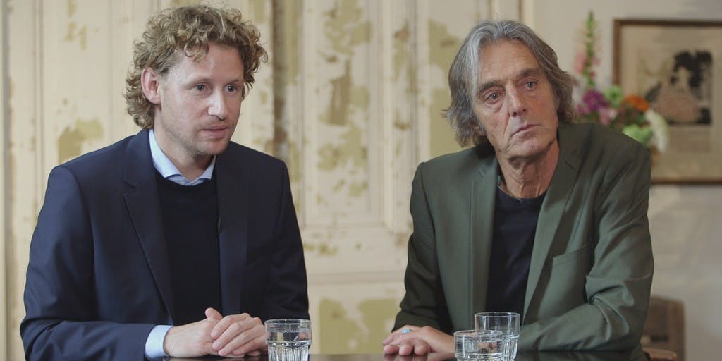 Peter van der Vorst en Ewout Genemans presenteren afwisselend nieuw seizoen 'Verslaafd'