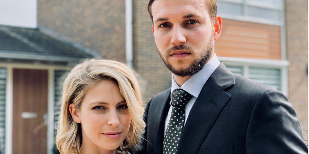 Ook Sarah Chronis en Kay Greidanus maken opwachting in nieuw seizoen 'Nieuwe Buren'