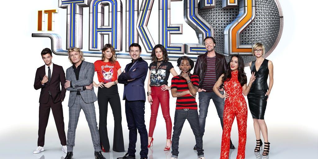 Negen BN'ers gaan zangavontuur aan in 'It Takes 2'