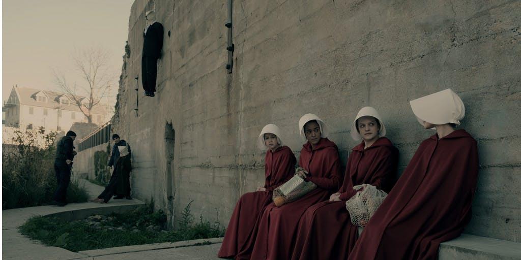 Tweede seizoen van 'The Handmaid's Tale' dit voorjaar bij Videoland