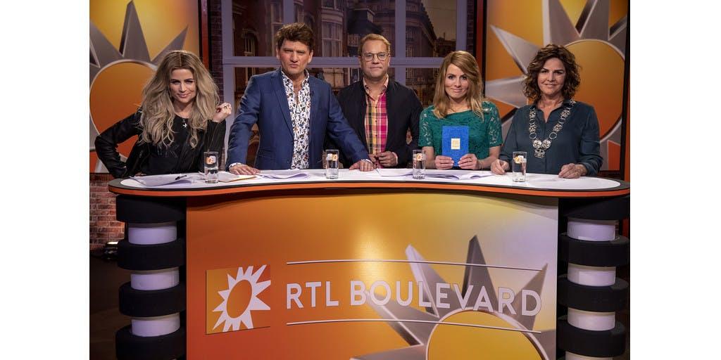 'De TV Kantine' viert 10-jarig jubileum bij RTL 4