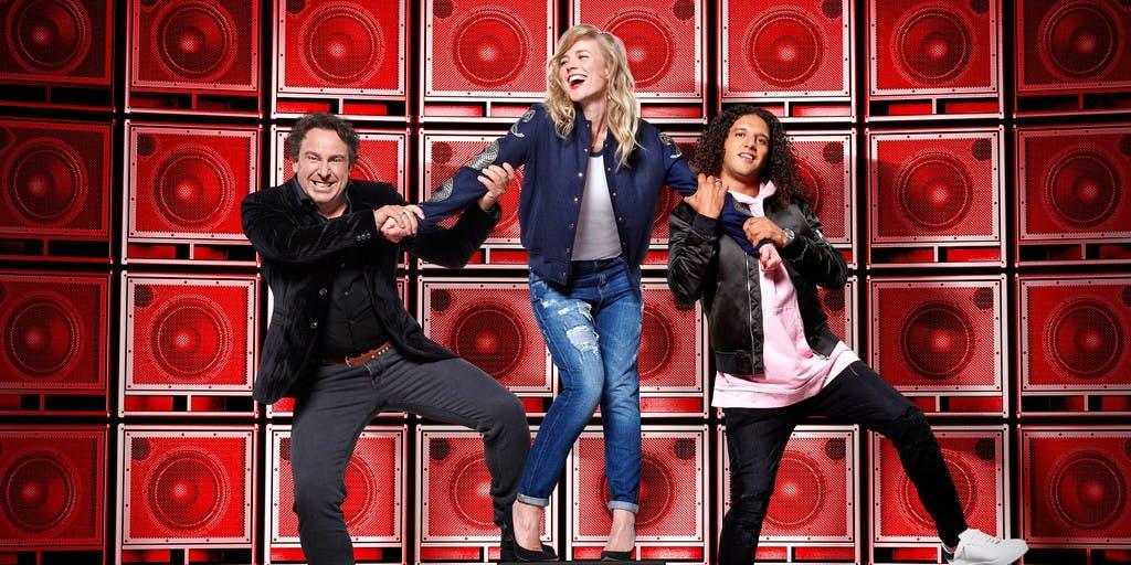 Wie wordt de nieuwe coach van 'The Voice Kids'?