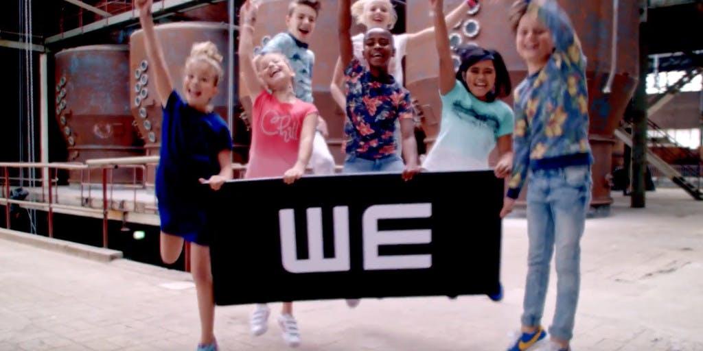 The Voice Kids en WE Fashion: de perfecte pasvorm