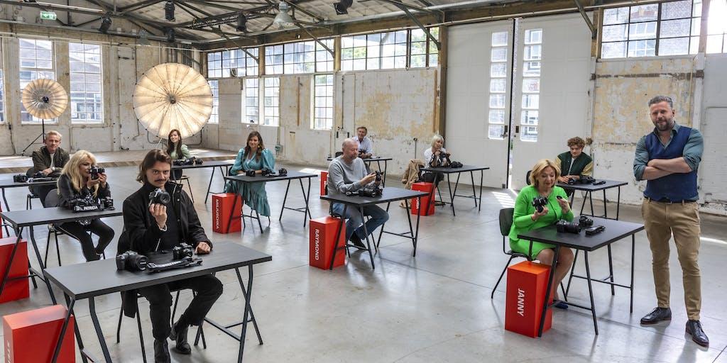Visuele hoogstandjes door Bekende Nederlanders in 'Het Perfecte Plaatje' dit najaar bij RTL 4