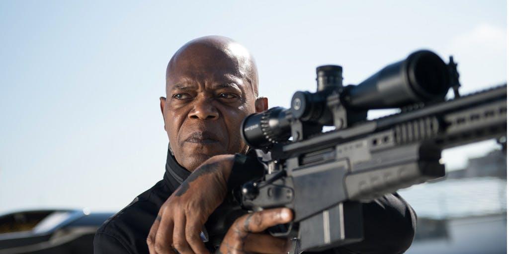 Blockbusters 'The Hitman's Bodyguard' en 'Logan Lucky' in december al bij Videoland