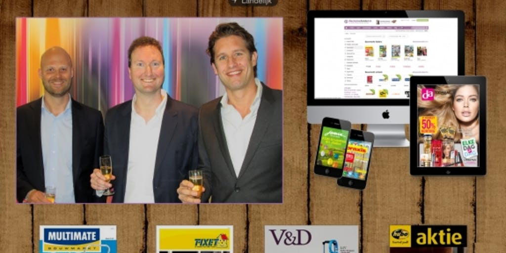 RTL Ventures invests in Reclamefolder.nl