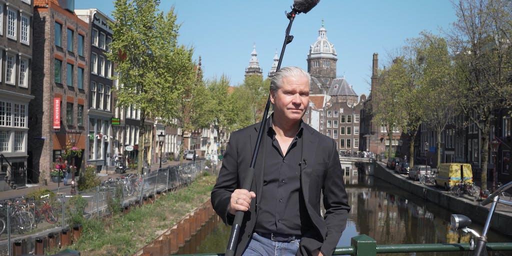 Dries Roelvink maakt documentaire 'Stil in de Stad'