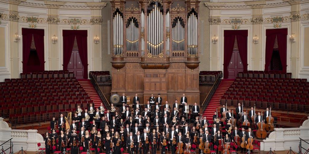 Concertgebouworkest iedere zondagochtend bij RTL Z