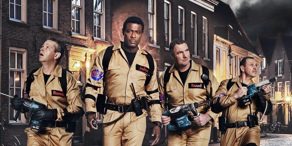 John Williams zet klusteam weer paraat voor nieuw seizoen ' Help, Mijn Man Is Klusser!'