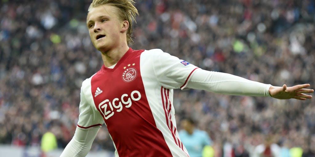 Ajax - OCG Nice live op Ziggo Sport en Eurosport